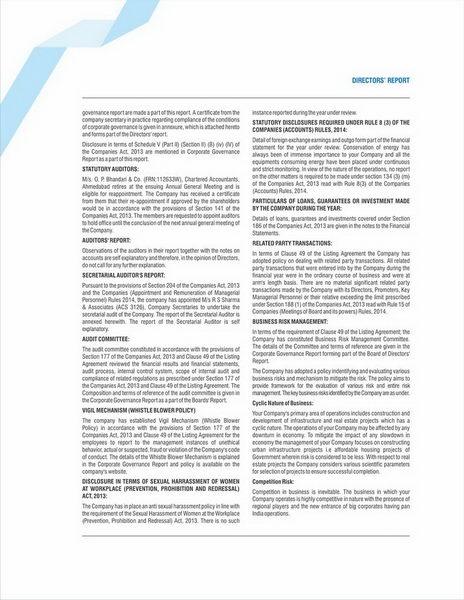 Directoru0027s Report